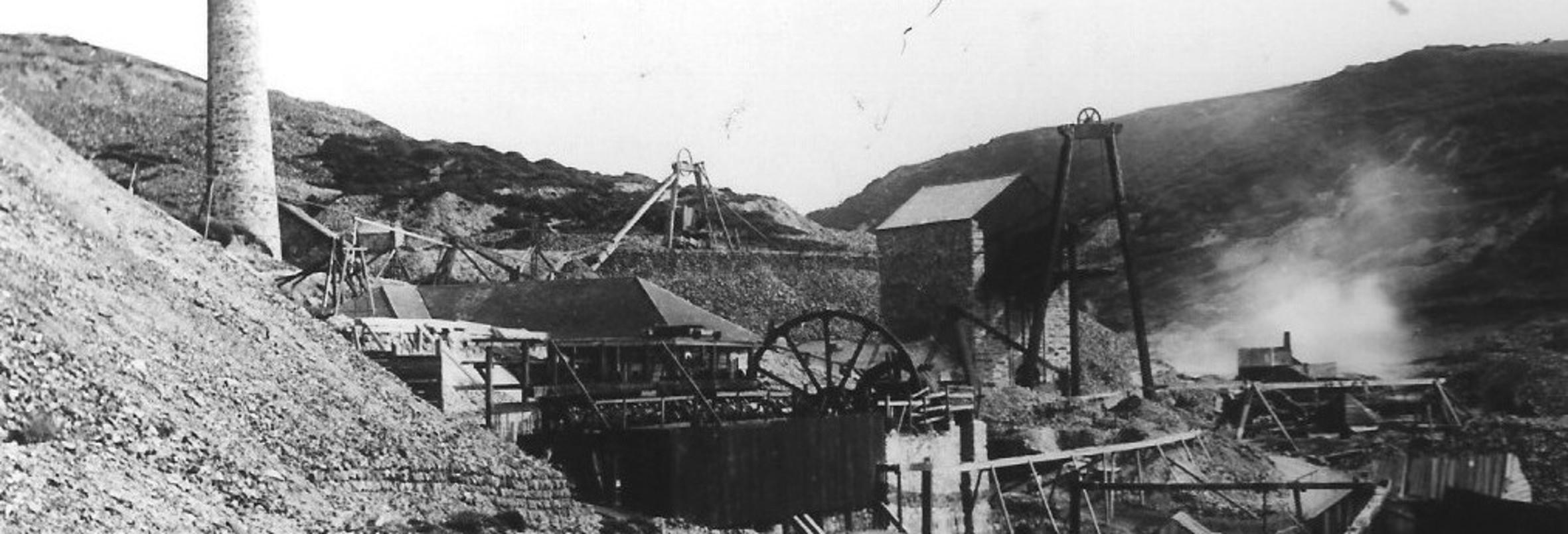 Blue Hills Mine c.1890